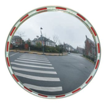 Convex Mirror for Traffic Blind Spots