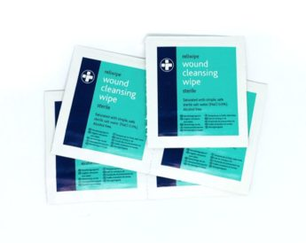 Alcohol Free Wipes – 5 pack