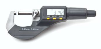 Digital Micrometer 0 – 25mm