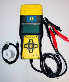 Battery and Alternator Tester