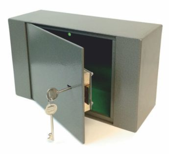 Day Safe – Wall Mounted with Slam Lock