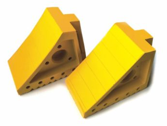 Wheel Chocks – LARGE – HIGH VISIBILITY