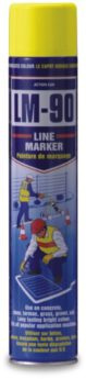 Line Marking and Stencil Paint YELLOW (750ml)