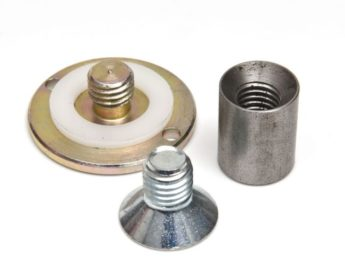 Turning Plate – FIXING KIT for Replacement Nylon Ball Race