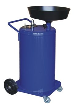 Waste Oil Collector with Air Pump discharge