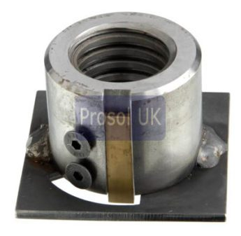Werther Lift Nuts LNW1501 Steel Safety Nut – 2 post lift