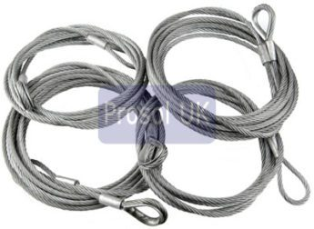 Westinghouse Lift Cables ZGL0109 4 Post