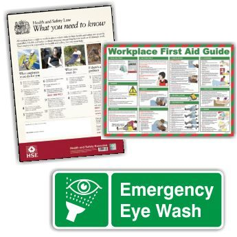Health & Safety Signs & Posters