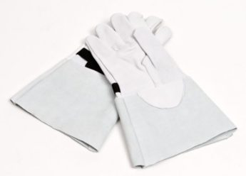 Leather Over Gloves for Electrical Safety Gloves