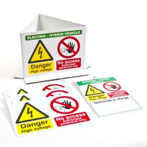 EHV Warning Sign Pack