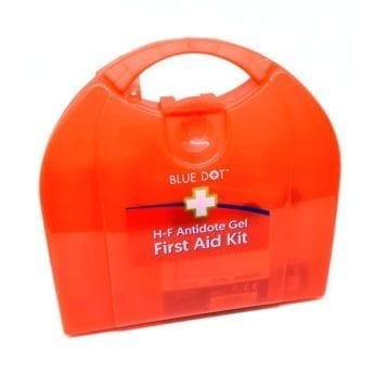First Aid Kit for Lithium Battery Acid Skin Contact