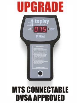Tapley Electronic Decelerometer MTS Connectable – UPGRADE