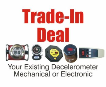 Tapley Electronic Decelerometer MTS Connectable – TRADE IN OFFER