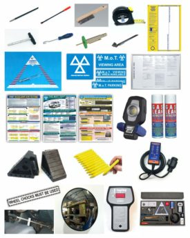 MOT Ancillary Pack COMPREHENSIVE – with Drawer Liner