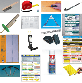 MOT Ancillary Pack – Core Products & Small Tools