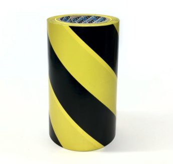 Hazard Warning Marking Tape ECONOMY – 200mm(w) x 33M