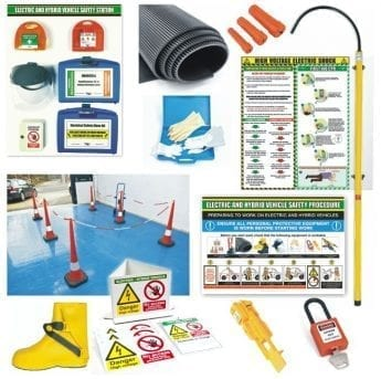 EHV Workshop Safety & P.P.E. Pack