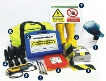 Recovery Operator – EHV Response Safety Kit