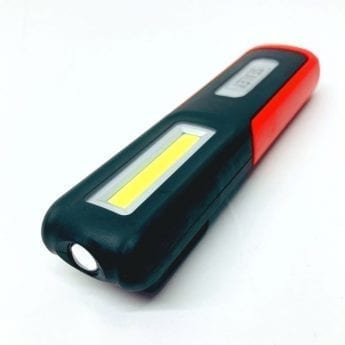 Inspection Hand Lamp with integral Torch – Rechargeable COB LED