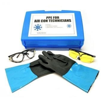 PPE Kit for Air Con Technicians