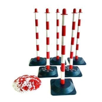 Barrier Chain and Post Kit (RUBBER BASES)
